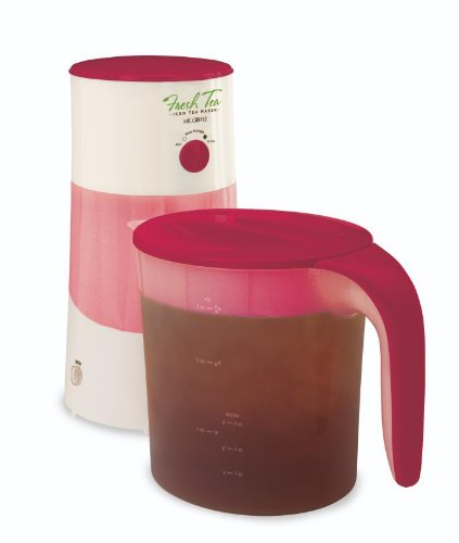 Purchase Mr. Coffee FTM70W Fresh Iced Tea Maker, 3-Quart, Watermelon