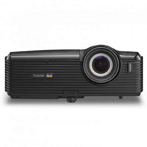 ViewSonic PRO8200 1080p DLP Home Theatre Projector