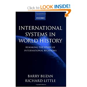 International Systems in World History -  Barry Buzan