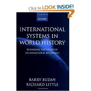 International Systems in World History -  Barry Buzan