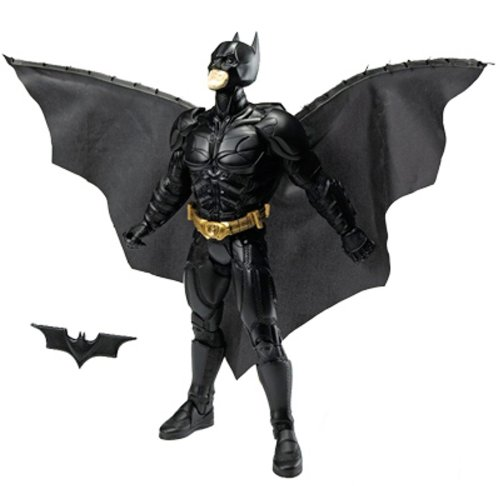 Mattel Batman Dark Knight Action Cape Figure