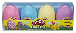 Play-Doh Eggs - 4 Count