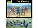 Caesar Miniatures 1/72 Celt Warriors # 064