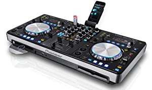 Pioneer Pro DJ XDJ-R1 All-In-One Wireless DJ Controller - Free Tascam TH-02 - Free (2) XLR - (2) 1/4 and (2) RCA Cables. (ProSoundGear) Authorized Dealer