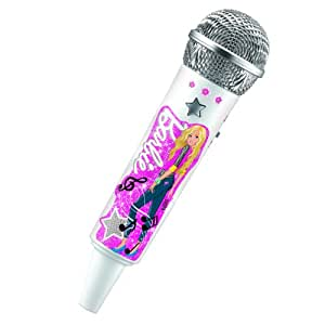 KIDdesigns, Inc Barbie Microphone, My Tunes