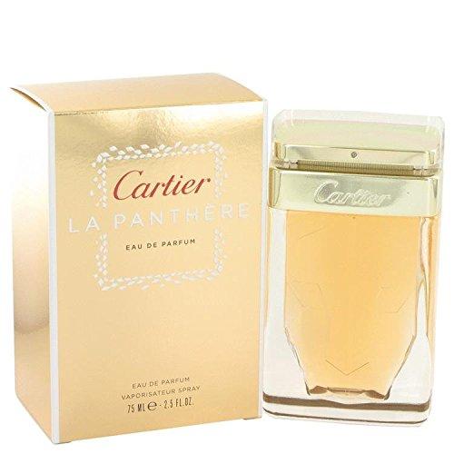 Cartier la panthere Women, Eau de Parfum, 1er Pack (1x 75ml)