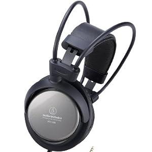 audio-technica ダイナミックヘッドホン ATH-T400
