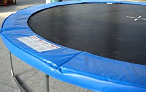 14' BLUE VINYL TRAMPOLINE FRAME PAD