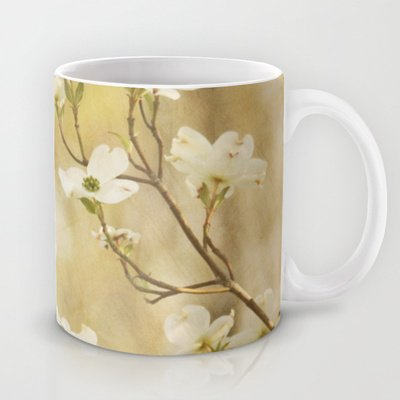 Society6 - Days Of Dogwoods Coffee Mug By Kim Hojnacki Photography