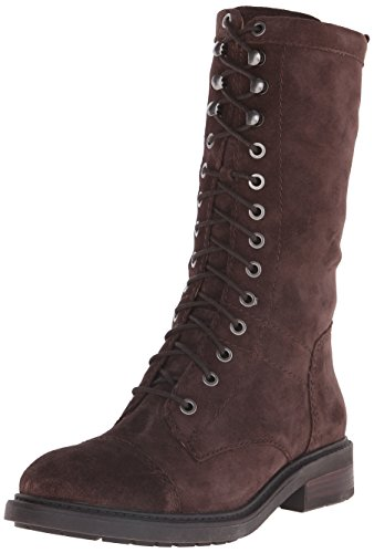 Nine West Gunner Suede Lace-up Stivaletti