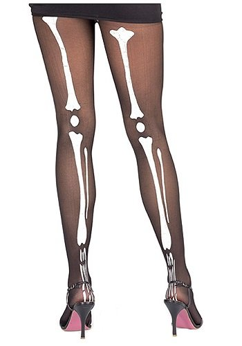 Rubie's Costume Co Bone Tights Costume