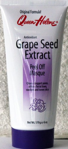 Queen Helene Antioxidant Grape Seed Extract Peel Off Masque