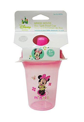 Minnie Mouse Deluxe Spill-Proof Cup