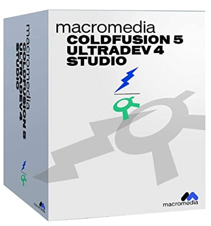 ColdFusion 5 Ultradev 4 Studio