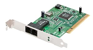 D-Link DHN-520 10MB Home Phoneline Network Interface Card