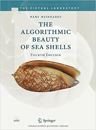 The Algorithmic Beauty of Sea Shells (The Virtual Laboratory)