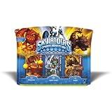Skylanders Spyro's Adventure Triple Character Pack (Eruptor, Chop Chop, Bash)