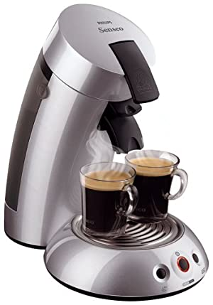 Philips HD 7812/50 Kaffeepadmaschine Senseo Silber Metallic Top Angebote
