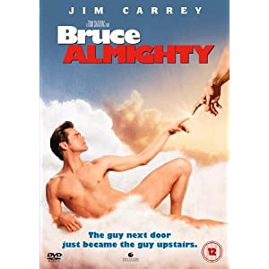 Bruce Almighty [DVD] [2003]: Amazon.co.uk: Jim Carrey, Jennifer ...