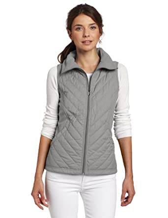 Columbia Women's Perfect Mix Vest, Boulder, X-Small