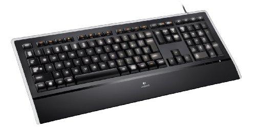 LOGICOOL イルミネートキーボード K740