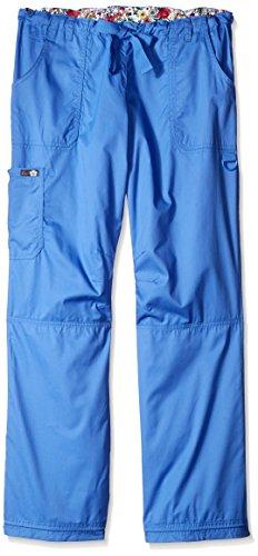 Koi-Womens-Lindsey-Ultra-Comfortable-Cargo-Style-Scrub-Pants-PETITE-SIZES