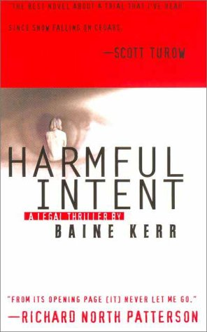 Image for Harmful Intent