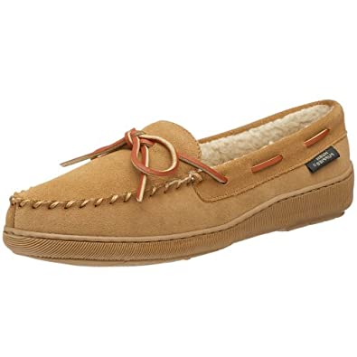 Hush Puppies Men's Huron Slipper, Camel, 10 M
