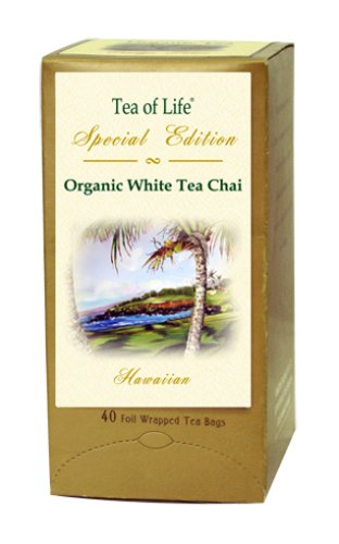 Buy Tea Of Life Special Edition Hawaiian Blend Flavor, 40-Count, 2.1-Ounce Boxes (Pack of 4) (Tea Of Life Special Edition, Health & Personal Care, Products, Food & Snacks, Beverages, Tea)