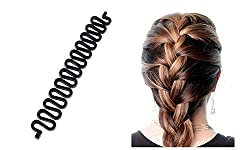 Homeoculture 1pc Women Fashion Hair Styling Clip Hair Braider Twist Styling Braid Tool | Easy to use