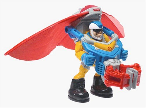 Buy Low Price Fisher Price Rescue Heroes: Cliff Hanger Figure (B00000IZV6)
