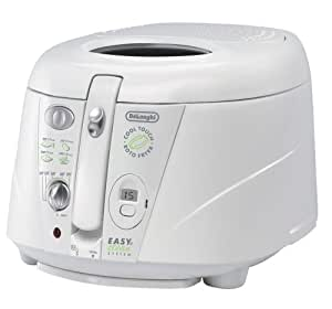 DeLonghi D895UX Cool-Touch ROTO Electric 1-1/2-Pound-Capacity Food Fryer