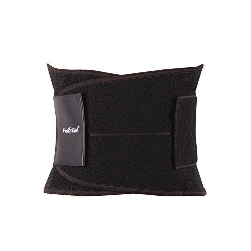 FeelinGirl-Womens-Adjustable-Waist-Trimmer-Belt-Body-Shaper-Back-Brace