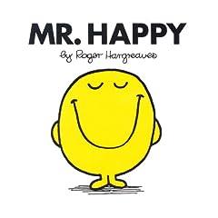 Mr. Happy (Mr. Men Library)
