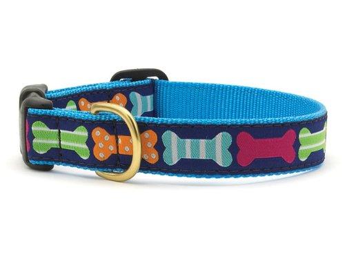 up-country-ribbon-dog-collar-with-big-bones-medium