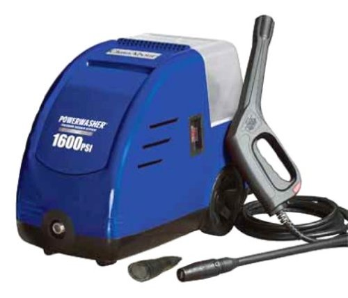 Powerwasher Cab1600 1,600 Psi 1.5 Gpm Electric Pressure Washer