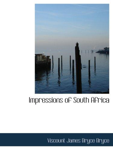 Impresiones de África del sur