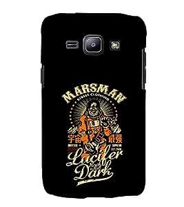 EPICCASE Marsman Mobile Back Case Cover For Samsung Galaxy J2 (Designer Case)