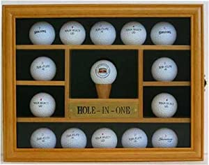Golf Ball Cabinet with glass door