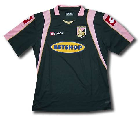 Lotto US Palermo Trikot 2009/10
