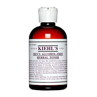 Best Cheap Deal for Kiehl's Mens Alcohol-Free Herbal Toner 8.4 Oz. by Kiehl's - Free 2 Day Shipping Available
