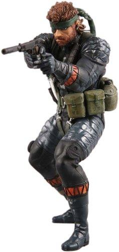 Metal Gear Solid Medicom 7 Inch Action Figure Snake [MGS3]