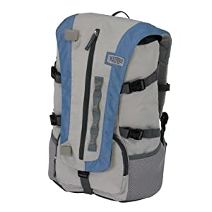 Wenzel Daypacker Day Back Pack (Grey/Blue)