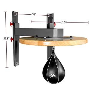 XMark Adjustable Speed Bag Platform XM-2811