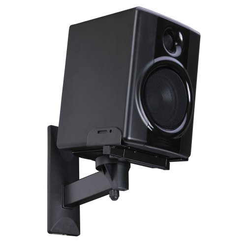 SAVE $124.96 - VideoSecu Side Clamping Bookshelf Speaker ...