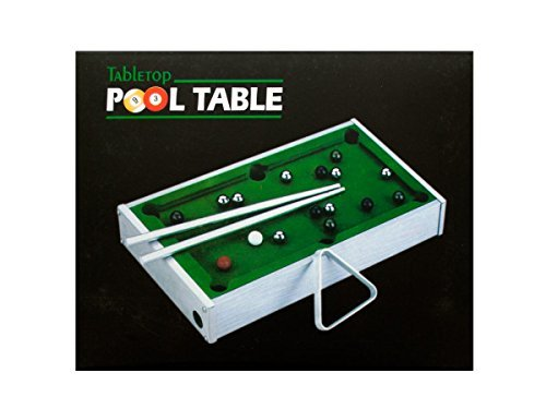 Mini Tabletop Pool Table Kids Children by bulk buys kaufen