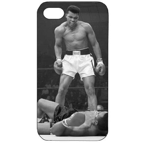 Amazon.com: Muhammad Ali Iphone 4 / 4s Case