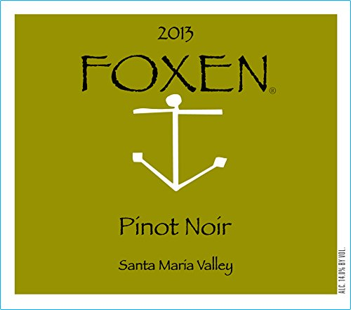 2013 Foxen Pinot Noir Santa Maria Valley 750 Ml