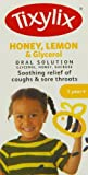 Tixylix 100ml Honey/ Lemon and Glycerol Oral Solution