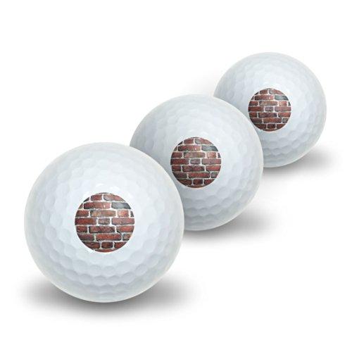 brick-wall-bricks-mason-mauerwerk-neuheit-golf-balls-3-pack